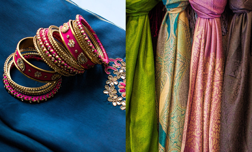 Indian-Saree-Dressing-Styles-with-a-Belt